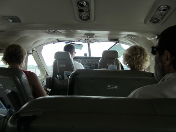 interior seaplane